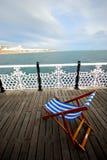 Brighton (costo del sud, Regno Unito) fotografie stock