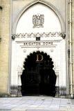 Brighton dome entrance. Royalty Free Stock Photo