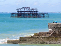 Brighton, East Sussex, England Stock Images