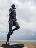 BRIGHTON, EAST SUSSEX/UK - MAY 24 : The statue of Olympic Gold M Stock Photography