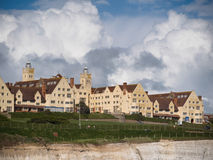 BRIGHTON, EAST SUSSEX/UK - MAY 24 : View of Roedean School near Stock Photography