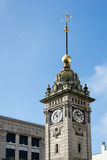 BRIGHTON, EAST SUSSEX/UK - NOVEMBER 1 : Clock tower in Brighton Stock Images