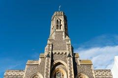Brighton, England-6 Październik, 2018: W ten kościół poprzedni znać jako trójcy kaplica Frederick W robertson Stary rocznik zdjęcie royalty free