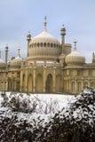 Brighton im Winter stockbilder