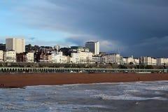 Brighton, Inglaterra imagen de archivo libre de regalías