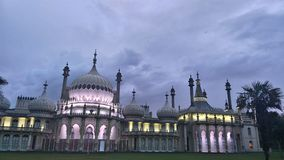 Brighton-königlicher Pavillion stockfotografie
