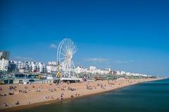 Brighton koło Obraz Royalty Free