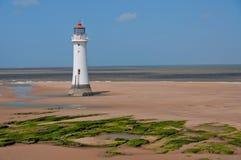 brighton latarni morskiej Merseyside nowy uk Zdjęcia Stock