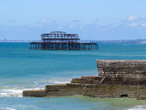 Brighton, le Sussex est, Angleterre Image stock