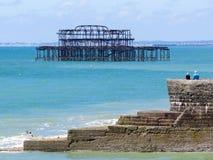 Brighton, le Sussex est, Angleterre images stock