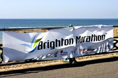 Brighton Marathon Royalty Free Stock Image