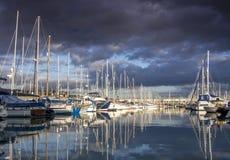 Brighton Marina Photographie stock libre de droits