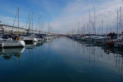 Brighton Marina Immagini Stock