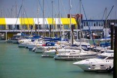 Brighton Marina Lizenzfreies Stockbild