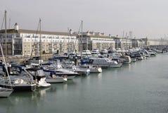 Brighton Marina. East Sussex. England Royalty Free Stock Photos
