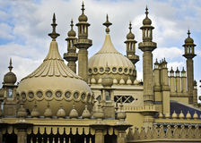 Brighton minarets Stock Images