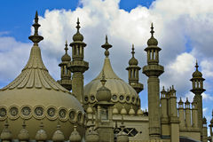 Free Brighton Minarets Royalty Free Stock Photo - 16358835