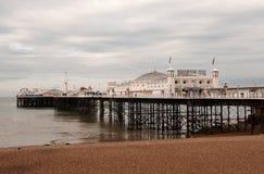 Brighton Molo Zdjęcia Stock