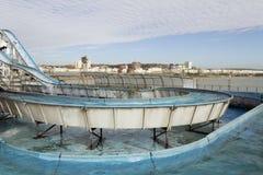 Brighton molo. Zdjęcie Royalty Free