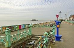 Brighton molo. Zdjęcia Stock