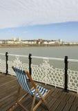 Brighton molo. Obrazy Stock