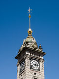BRIGHTON, OST-SUSSEX/UK - 24. MAI: Glockenturm in Brighton auf M Lizenzfreie Stockfotos