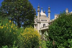 Brighton pavilion Royalty Free Stock Photography