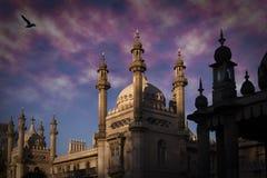 Brighton Pavilion Fotografia de Stock Royalty Free