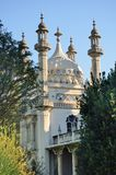 Brighton Pavilion in portrait Royalty Free Stock Photo