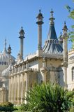 Brighton Pavilion in Portrait Stock Images
