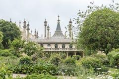Brighton Pavilion real, Reino Unido imagen de archivo libre de regalías