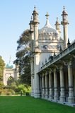 Brighton Pavilion from side Stock Photography