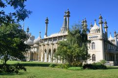 Brighton Pavilion Sussex Reino Unido fotos de archivo libres de regalías