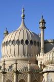Brighton-Pavillion stockfoto