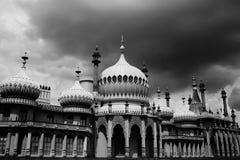Brighton Pavillion Royalty-vrije Stock Afbeeldingen
