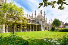 Brighton Pavillion. Inglaterra Fotografía de archivo libre de regalías