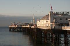 Brighton-Pier stockfoto