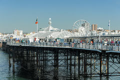 Brighton Pier Royalty Free Stock Photo
