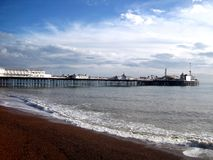 Brighton Pier photo libre de droits