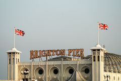 Brighton Pier Royalty Free Stock Photo