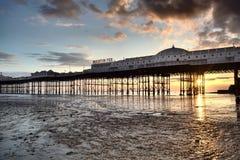 Brighton pier Stock Images