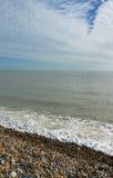 Brighton pier coast. Stock Photos