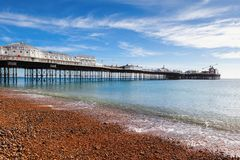 Free Brighton Pier, East Sussex, England Royalty Free Stock Image - 128322366