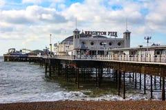 Brighton Pier Brighton royalty-vrije stock foto's