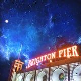 Brighton pier Royalty Free Stock Images