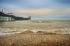 Brighton pier Royalty Free Stock Image