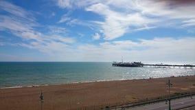 Brighton pier Stock Photography