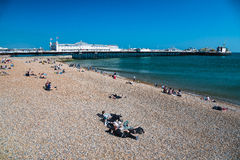 Brighton Pier Royalty Free Stock Photography