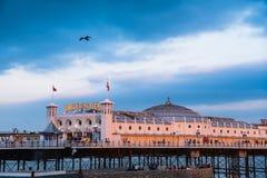 Brighton Pier Stock Image