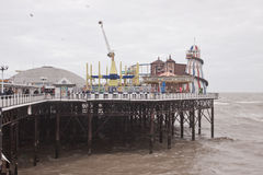 Brighton Pier, UK Royalty Free Stock Photography